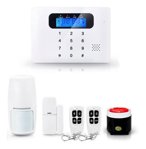 reparación de alarmas gsm,  linea local   wifi