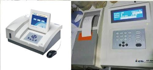 reparación de analizadores bioquímicos