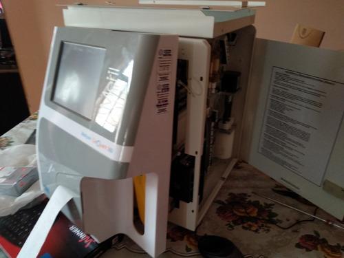 reparacion de analizadores hematológicos