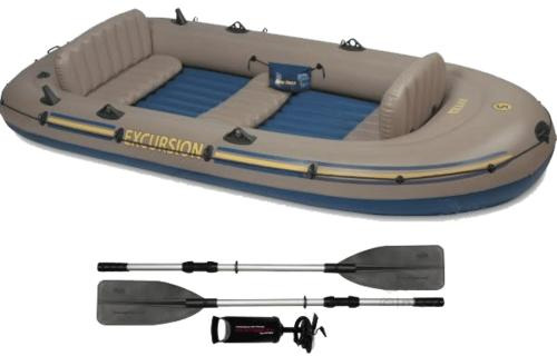 reparacion de articulos de camping y pesca inflables botes