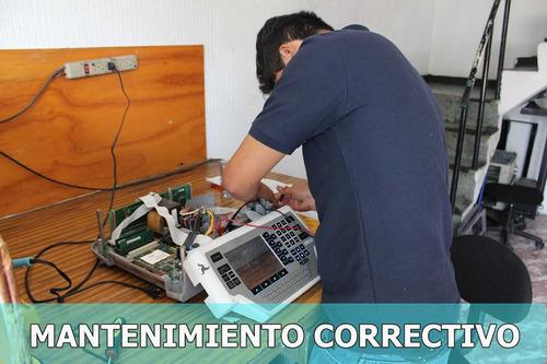 reparación de balanzas electrónicas de diversas marcas