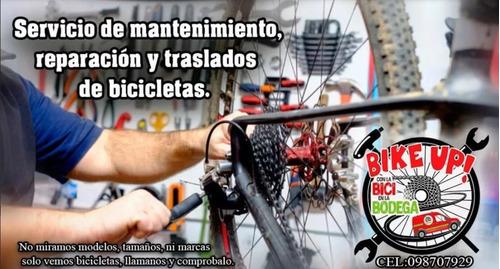 reparación de bicicletas de spinning, elipticas, caminadora