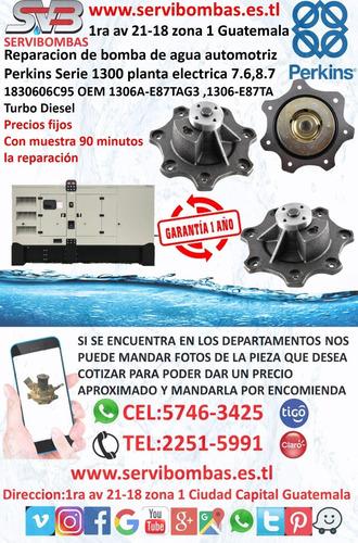 reparación de bomba de agua automotriz cherry qq 465/q-1a2d-