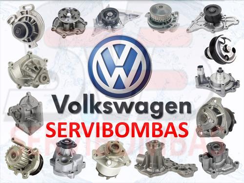reparacion de bomba de agua automotriz volkswagen transporte