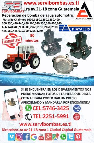 reparación de bomba de agua mazda bt50 pro 2.2 guatemala