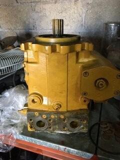 reparacion de bomba hidraulica caterpillar d8t direccion