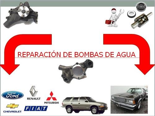 reparacion de bombas de agua automotriz y casa