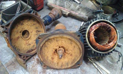 reparacion de bombas de agua, destapaduras, plomeria