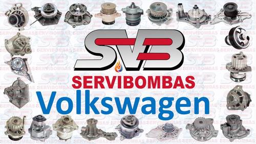reparación de bombas de agua volkswagen diesel guatemala