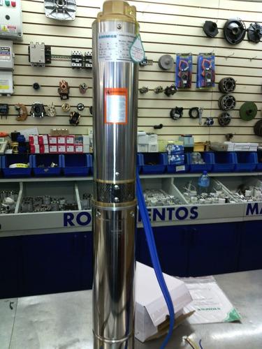reparación de bombas sumergibles