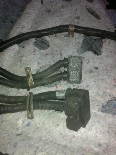 reparacion de cableado arnes ramal gasolina y diesel gasoil