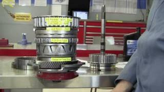 reparacion de cajas automaticas chevrolet cruze 6t40-e