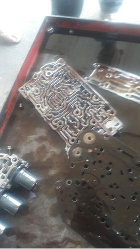 reparacion de cajas automaticas multi marcas