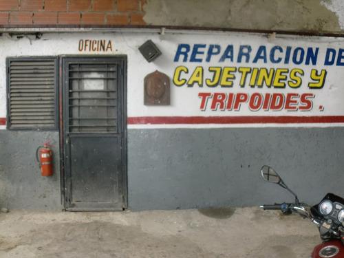 reparacion de cajetines bombas y tripoides