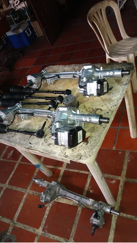 reparacion de cajetines de direccion asistida de ford explor