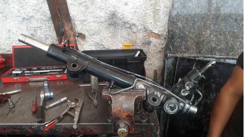 reparacion de cajetines y bomba de direccion