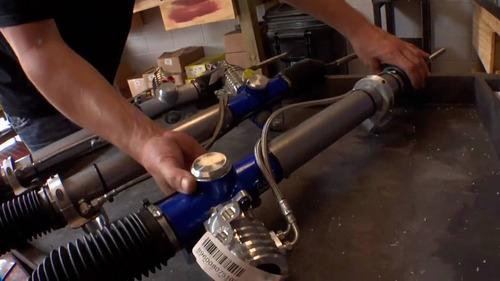 reparacion de cajetines y bombas de direccion hidra/meca