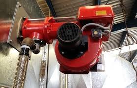 reparación de calderas y quemadores repuestos