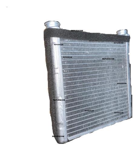 reparacion de calefaccion -cambio de radiador de calefaccion
