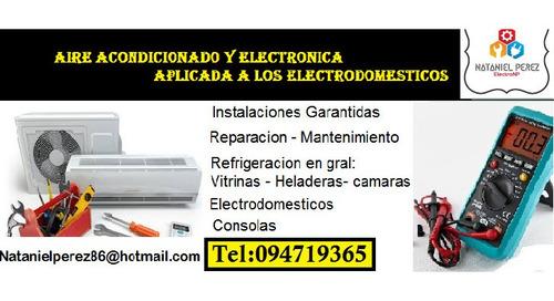 reparación de calefones y electrónica aplicada