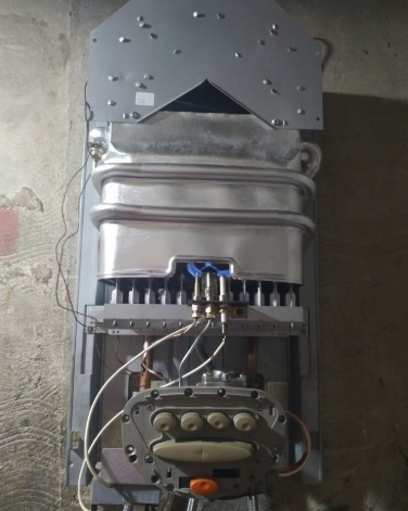 reparacion de calefones y termotanques