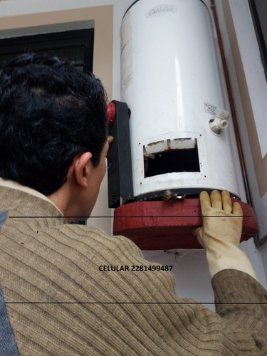 reparacion de calentadores y plomeria  de xalapa 2281499487
