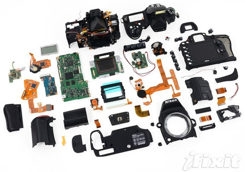 reparación de cámaras digitales (todas las marcas)
