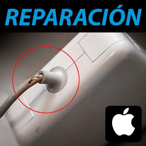 reparacion de cargadores apple magsafe 1 y 2, ñuñoa