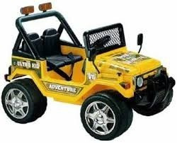 reparacion de carritos electricos montables para niños