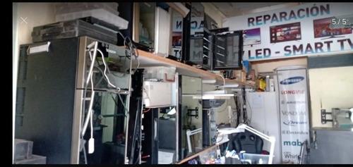 reparación de carteles leds