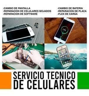 reparación de celular