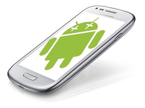 reparación de celular o tablet muerto por error de software