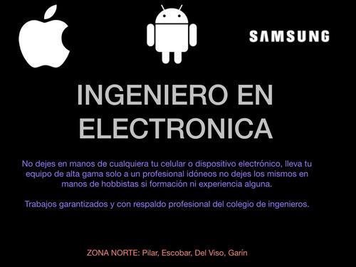 reparación de celulares / notebooks / equipos electrónicos