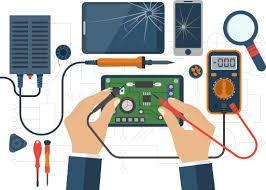reparacion de celulares pantallas conectores placas mojados