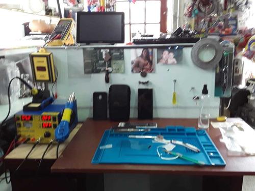 reparación de celulares y dispositivos electrónicos