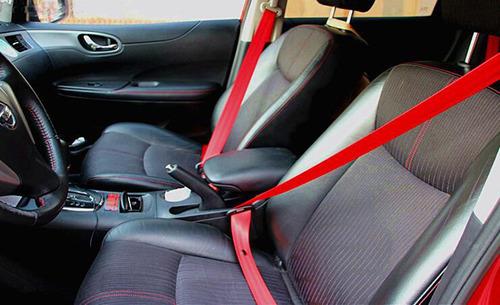 reparacion de cinturones de seguridad y cambio de fajas
