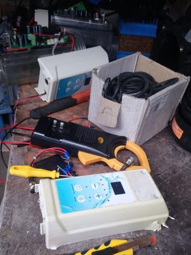 reparación de clorinadores y bbas de calor - piscinasuy.com