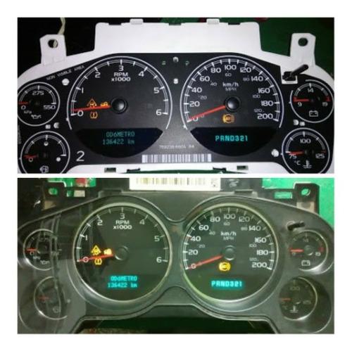 reparacion de cluster tacometros o velocimetros