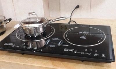reparacion de cocina de inducción haier