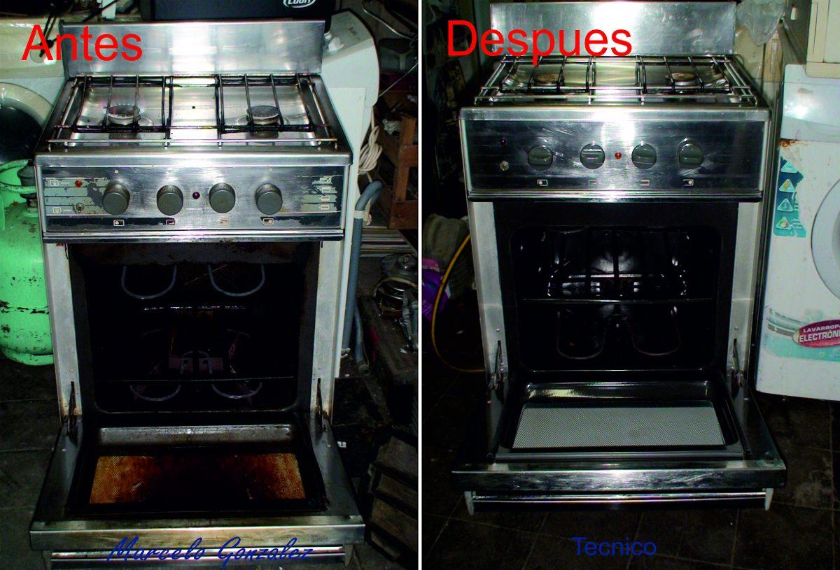Reparacion de cocinas gas super gas electricas y for Cocinas mixtas a gas y electricas