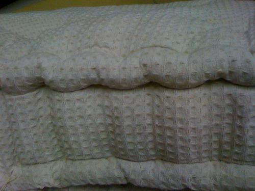 reparación de colchón de pura  lana