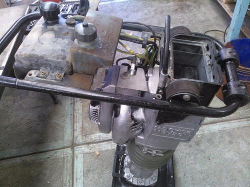 reparacion de compactadora bailarina y maquinaria ligera