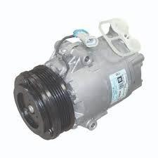 reparacion de compresor de aire acondicionado automotor