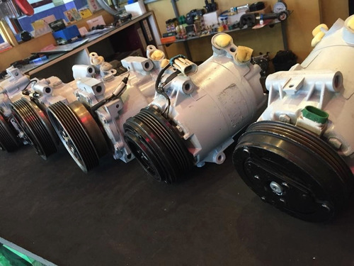 reparacion de compresores & embragues, recambios c/garantia