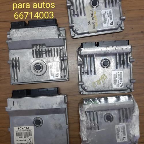 reparacion de computadora de automotrices