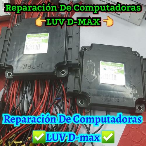 reparacion de computadora de d-max chevrolet dmax y cruze