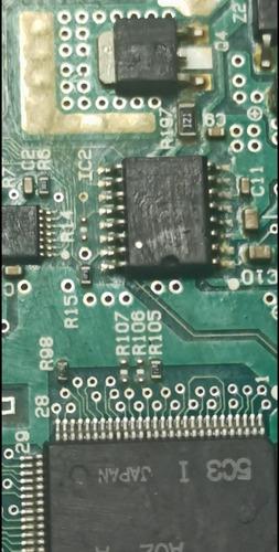 reparación de computadora de gas toyota corolla 2009 al 2014