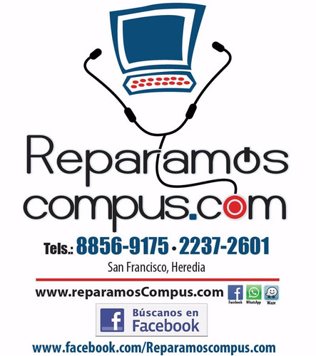 reparacion de computadoras - adobe autocad office - heredia