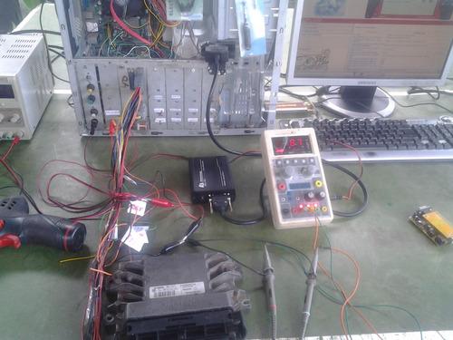 reparación de computadoras automotrices de todas las marcas