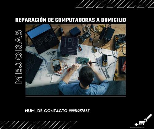 reparación de computadoras en zona sur